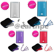 7800mAh Portable External Battery USB Power Bank Charger for Mobile Ph