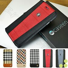 Slim Magnetic Leather Card Wallet Flip Case Cover for Apple iPhone 6