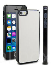 Veckko® For Apple iPhone 5/5s SE Ultra Slim Leather Snap-On Case Cove