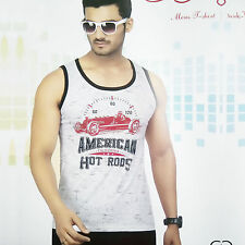 (Size-M-Chest-38 ) Cotton Fabric Designer Sando For Casual Wear (SKU-JB93160)
