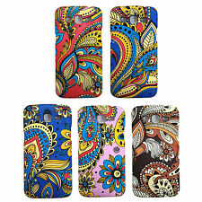 Samsung Galaxy Grand 2 G7106,G7102 Case, Traditional jacquard Look Cover