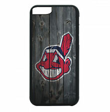 Cleveland Indians Phone Case For iPhone 7 6S 6 PLUS 5 5S 4 4S Black TP