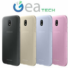 Custodia Jelly cover Originale Samsung per Galaxy J3 2017 J330 Case  Slim TPU