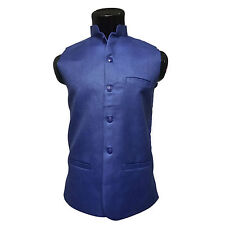 Mens Wear Nehru Jacket, Party wear, Jodhpuri Collar, Sleeveles ( SKU-JN91865 )
