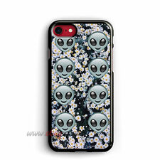 Psychedelic iPhone Cases Alien Samsung Galaxy Cases floral Pattern iPo