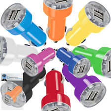 Dual 2.1 / 1 Amp Fast Charge Car Charger Adapter For LG Town GT350