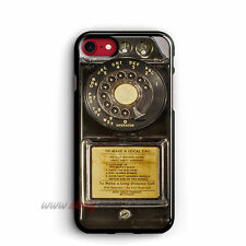 Vintage Payphone iPhone Cases Payphone Samsung Galaxy Phone Cases iPod