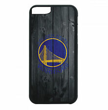 Golden State Warriors Phone Case For iPhone 7 6S 6 PLUS 5 5S 4S Black