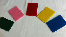 Cleaning Sponge Scouring Pads Scrubbing Kitchen, Industrial, Caterer Utensil
