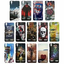 Printed Hard Back Cover For Lenovo A6000 plus / A6000 ,  Case For A6000 Plus ---