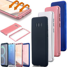 For Samsung Galaxy S8 Plus Ultra-thin Shockproof Hard Case Full Protec