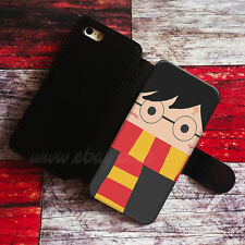 Harry potter Face Wallet iPhone cases Harry potter Samsung Wallet Phon