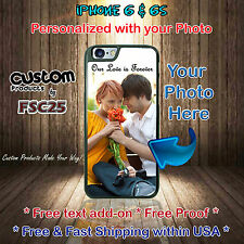 Custom Phone Cases Personalized gifts Your Photo for Apple iPhone 6s i