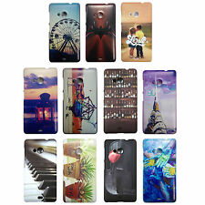 Hard Back Case For Nokia Microsoft Lumia 535 , Designer Stylish Back Cover ----