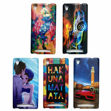 Intex Aqua Power Plus Rubber Back Case, Stylish Back Cover for Power Plus -----