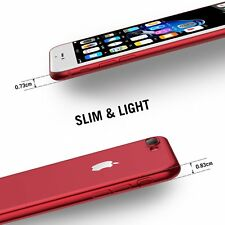 Ultra Slim Transparent Shockproof Protective Clear Case Cover for iPho