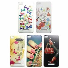 Diamond Work Cute Hard Back Cover For Lava Iris X8 , Printed Cases For X8  ----
