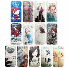 Girly Prints Diamond Work Case For Samsung Galaxy Grand 2 G7106 , G7102  ----