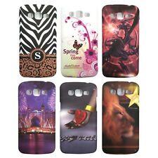 Printed Rubber Back Cover Case For Samsung Galaxy Grand 2 G7106 , G7102 ----