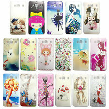 Girly Patterns Diamond Hard Back Cover and Case For XIAOMI Redmi 2 / Prime ----