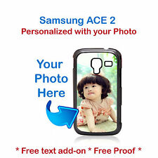 Personalized Photo Picture Phone Case Cover Fits Samsung Galaxy ACE 2