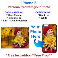 Personalized Custom Photos Picture Phone Case Cover For iPhone 6S 6
