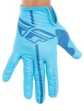 Guantes MX Fly Racing 2018 Lite Azul-azuloscuro