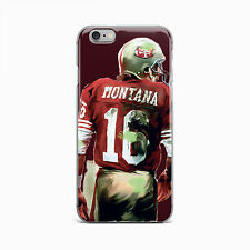 Montana Grizzlie Ultra Thin Rubber Gel Silicone Case For Apple iPhone
