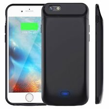 5000mAh Battery Case for iPhone 6 7 Rechargeable External Battery Port