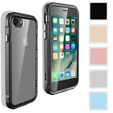 Hybrid TPU Dual Protection Bumper Transparent Cover Case For Apple iPh