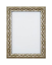 Antique Classic Picture Frame Photo Frame Poster Decor Frames  Silver