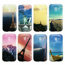 Designer Printed Rubber Back Cover For Samsung Galaxy Star Pro S7262 / 7260