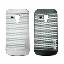 Metal Hard Back Cover For Samsung Galaxy S Duos S7562 , Smart Elegant Look Case