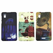 Printed Hard Back Case for Micromax Canvas Doodle 3 A102 , Designer Covers