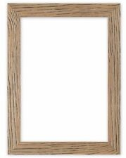 Driftwood effect Flat Picture Frame Photo Frame Poster Frames A4 , A3  Natural