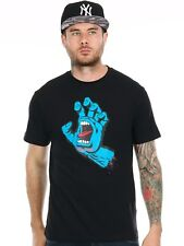 Camiseta Santa Cruz FA17 Screaming Hand Negro