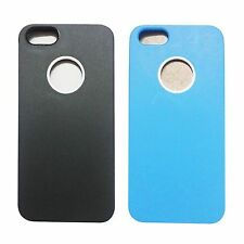 Smart Look Solid Plain Hard Back Cover For Apple Iphone 5 5s 5G