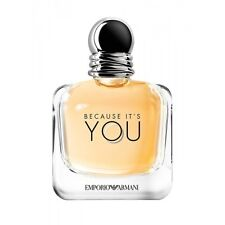 GIORGIO ARMANI  - EMPORIO ARMANI DONNA - BECAUSE IT'S YOU - EAU DE PARFUM