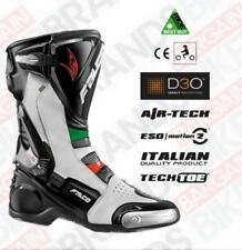 Falco ESO LX 2.1 Racing Boot Motorcycle Motorbike CE Approved  Track Boot