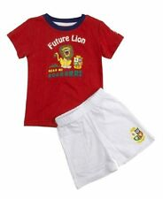 British and Irish Lions Rugby Baby Roaring Lion Sleep Set | 2017 Tour | Red