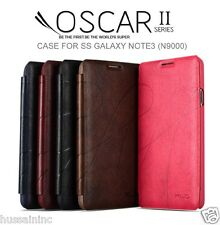 KLD Oscar II 2 Leather Flip Case Cover For Samsung Galaxy Note 3 N9000