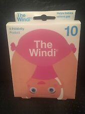 "10 Pack FridaBaby ""The Windi"" Baby Infant Gas Colic Relief (10 - 50 Count Packs)"