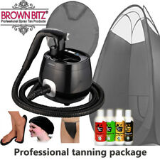 Pro V spray tan machine system Package by tanning essentials