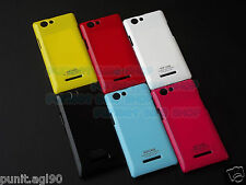 SGP High Glossy Hard Back Shell Cover Case For Xolo A500S