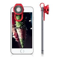 Fisheye Lens for iPhone 4 in 1 Clip-On Fisheye Lens Kit for Android iPhone