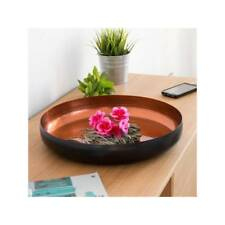 Cuenco Decorativo Black Collection Oh My Home (Ø 36 cm)