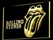 Enseigne Lumineuse ROLLING STONES Sign Led Neon