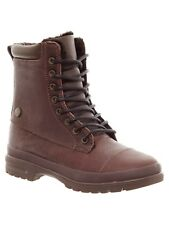 Botas mujer DC Amnesti Winterized - Sherpa Lined Marron-Chocolate