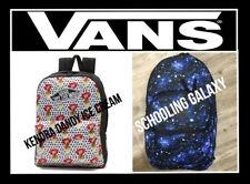 VANS OFF THE WALL REALM / SCHOOLING BACKPACK SCHOOL BAG (NEW)