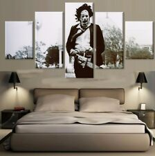 5 Panel The Texas Chainsaw Massacre Canvas Print Painting Wall Art Home Decor